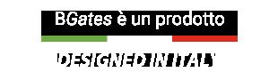 BGates è un prodotto Made in Italy